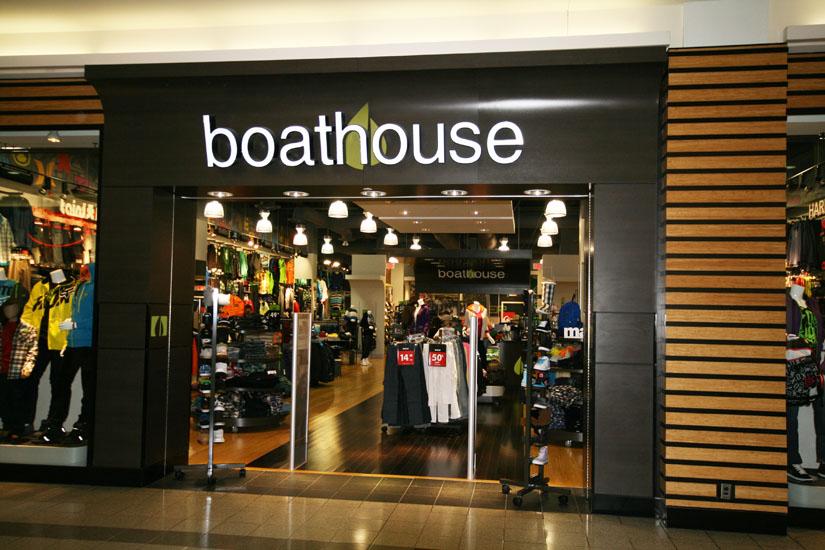 Four Clothing Store Edmonton