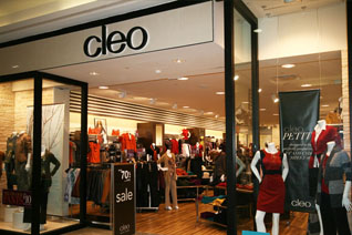 Cleo, St. Laurent Shopping Centre